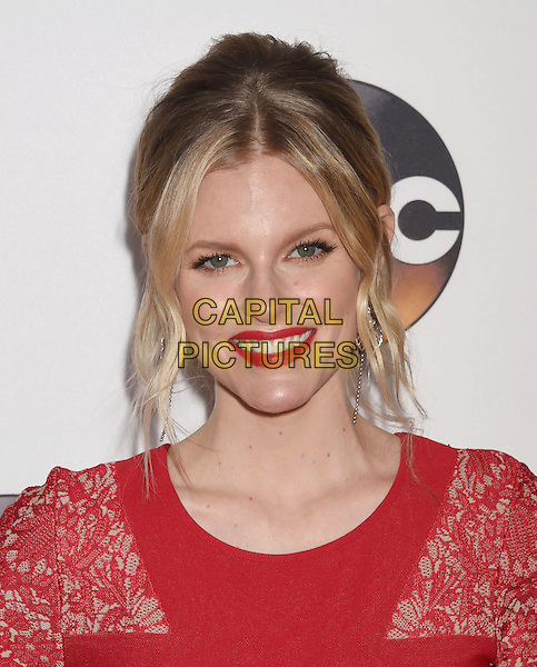 BEVERLY HILLS, CA - AUGUST 04: Actress Chelsey Crisp arrives at the Disney ABC Television Group TCA Summer Press Tour at the Beverly Hilton Hotel on August 4, 2016 in Beverly Hills, California.<br /> CAP/ROT/TM<br /> &copy;TM/ROT/Capital Pictures
