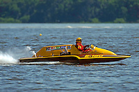 "Harry Holst, E-160 ""Heatwave"" (1960's Whiteman 280 class cabover hydroplane)"