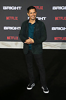WESTWOOD, CA - DECEMBER 13: Jay Hernandez, at Premiere Of Netflix's 'Bright' at The Regency Village Theatre, In Hollywood, California on December 13, 2017. Credit: Faye Sadou/MediaPunch /NortePhoto.com NORTEPHOTOMEXICO