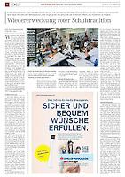 Die Furche (Austrian weekly) on Slowakian industry, 11.2014<br /> Picture: Martin Fejer