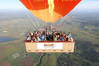 20160213 February 13 Hot Air Balloon Gold Coast