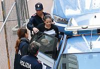 Arresti Clan Forcella denominata &quot;Paranza dei Bambini&quot;<br /> nella foto Antonella Battista