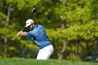 Jon Rahm (ESP) on the 13th tee during the 1st round at the PGA Championship 2019, Beth Page Black, New York, USA. 17/05/2019.<br /> Picture Fran Caffrey / Golffile.ie<br /> <br /> All photo usage must carry mandatory copyright credit (&copy; Golffile | Fran Caffrey)