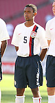 United States' Nick Millington. The United States Men's Under 17 National Team defeated El Salvador's U-17 National Team in an international friendly on Sunday, March 25th, 2007 at Raymond James Stadium in Tampa, Florida.