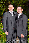 Alan Buckley, Dromcollogher and Elliott Carey, Ballymacreese, were married in a civil service at the Earl of Desmond Hotel by Gabrielle McAulley on Friday 3rd July 2015 with a reception after