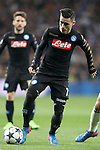 SSC Napoli's Jose Callejon during Champions League 2016/2017 Round of 16 1st leg match. February 15,2017. (ALTERPHOTOS/Acero)