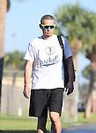 Ichiro Suzuki (Marlins),<br /> FEBRUARY 20, 2017 - MLB :<br /> Miami Marlins spring training baseball camp in Jupiter, Florida, United States. (Photo by AFLO)