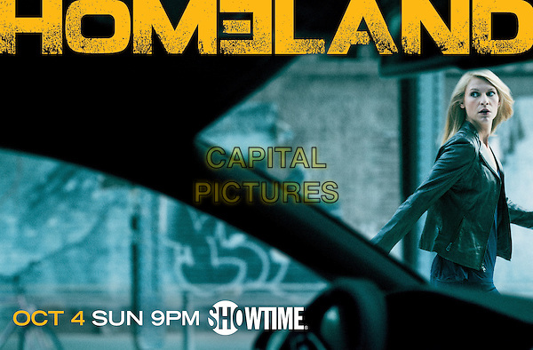 Homeland (2011-)<br /> (Season 5)<br /> POSTER ART<br /> *Filmstill - Editorial Use Only*<br /> CAP/FB<br /> Image supplied by Capital Pictures