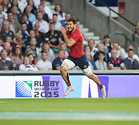 20150815 England vs France, [Warm Up Game] Twickenham