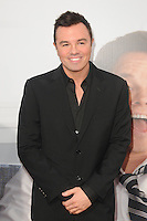 Seth McFarlane at the premiere of Universal Pictures' 'Ted' at Grauman's Chinese Theatre on June 21, 2012 in Hollywood, California. © mpi35/MediaPunch Inc. NORTEPHOTO.COM<br />