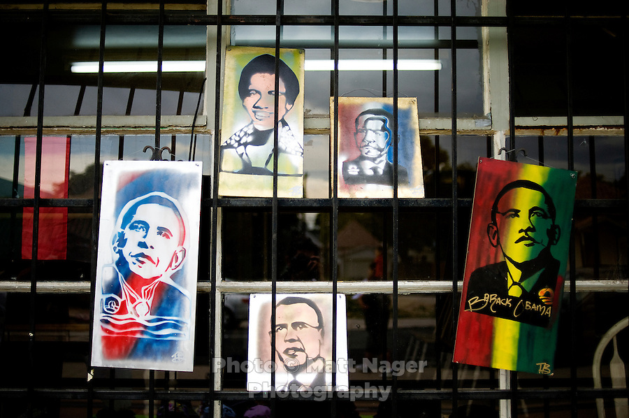 Photos of the Democratic National Convention in Denver, Colorado, Saturday, August 23, 2008...PHOTOS/ MATT NAGER
