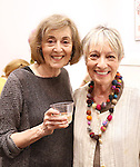 Nancy Ford and Carol Hall attends the Dramatists Guild Fund Music Hall and Office warming party at their new home on April 17, 2015 in New York City.