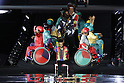 General view, <br /> SEPTEMBER 18, 2016 : Closing Ceremony at Maracana <br /> during the Rio 2016 Paralympic Games in Rio de Janeiro, Brazil. <br /> (Photo by Shingo Ito/AFLO)