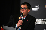 15 January 2010: WPS PR director Robert Prenner. The 2010 WPS Draft was held at Pennsylvania Convention Center in Philadelphia, PA during the NSCAA Annual Convention.