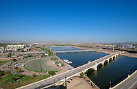 Tempe Town Lake - Tempe, Arizona