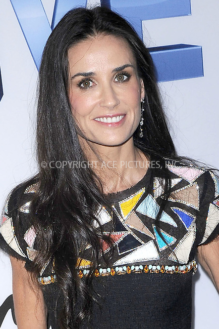 WWW.ACEPIXS.COM . . . . . .September 26, 2011...New York City...September 26, 2011 Actress Demi Moore attends the screening of 'Five' at Skylight SOHO in New York City.....Please byline: KRISTIN CALLAHAN - ACEPIXS.COM.. . . . . . ..Ace Pictures, Inc: ..tel: (212) 243 8787 or (646) 769 0430..e-mail: info@acepixs.com..web: http://www.acepixs.com .