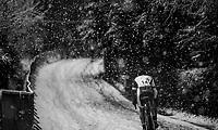 Wout Vervoort (BEL)<br /> <br /> Junior Men's Race<br /> CX Vlaamse Druivencross Overijse 2017