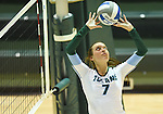 Tulane Women's Volleyball downs Southeastern Louisiana, 3-0, in the Sugar Bowl Classic opening match at Devlin Fieldhouse and also notch their first win of the season.