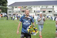 KAATSEN: LEEUWARDEN: 17-09-2016, Oldehovepartij, afscheid Johan van der Meulen (koning), ©foto Martin de Jong