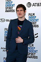 LOS ANGELES - FEB 23:  Bo Burnham at the 2019 Film Independent Spirit Awards on the Beach on February 23, 2019 in Santa Monica, CA