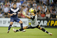 A-LEAGUE - SEMI FINAL - 1ST LEG - MELBOURNE VICTORY V SYDNEY FC