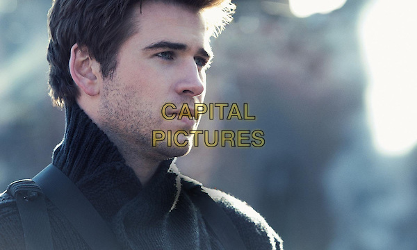 Liam Hemsworth <br /> in The Hunger Games: Mockingjay - Part 1 (2014)<br /> *Filmstill - Editorial Use Only*<br /> CAP/NFS<br /> Image supplied by Capital Pictures