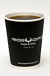 Press Coffee to go cups