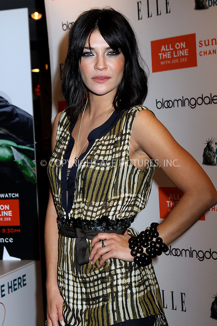 WWW.ACEPIXS.COM . . . . .  ....November 30 2011, New York City....Jessica Szohr at the New York Cares Coat Drive at Bloomingdale's on November 30, 2011 in New York City.....Please byline: NANCY RIVERA- ACEPIXS.COM.... *** ***..Ace Pictures, Inc:  ..Tel: 646 769 0430..e-mail: info@acepixs.com..web: http://www.acepixs.com