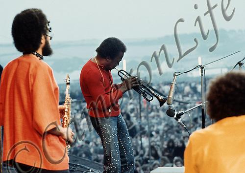 Gary Bartz with Miles Davis