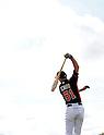 Ichiro Suzuki (Marlins),<br /> FEBRUARY 25, 2014 - MLB :<br /> Ichiro Suzuki of the Miami Marlins takes batting practice during the Miami Marlins spring training camp in Jupiter, Florida, United States. (Photo by AFLO)