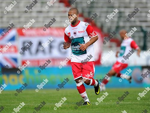 2011-07-23 / Voetbal / seizoen 2011-2012 / R. Antwerp FC / Zinou Chergui..Foto: mpics