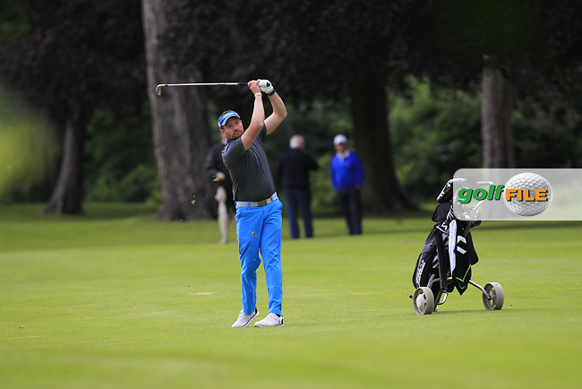 Paul Jones (Ashley Wood GC) on the 5th fairway during Round 1 of the Titleist &amp; Footjoy PGA Professional Championship at Luttrellstown Castle Golf &amp; Country Club on Tuesday 13th June 2017.<br /> Photo: Golffile / Thos Caffrey.<br /> <br /> All photo usage must carry mandatory copyright credit     (&copy; Golffile | Thos Caffrey)