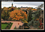 Luxembourg.<br /> It's hard to find a place I wouldn't like to revisit and continue to photograph. City of Luxembourg in autumn, Luxembourg.