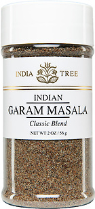 30552 Garam Masala, Small Jar 2 oz, India Tree Storefront