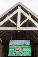 Europe/France/Centre/Indre-et-Loire/ Sepmes: Troupeau de chèvres de la Ferme: Le Cabri au lait de  Sébastien Beaury & Claire Proust, Ferme pédagogique,  Eleveurs caprins, Fromagers producteurs de fromage: AOP Sainte-Maure de Touraine  //France, Indre et Loire, Sepmes: Teaches the Farm: The Cabri milk Sébastien Beaury & Claire Proust, Educational farm, goat breeders, Cheese cheese producers: AOP Sainte-Maure de Touraine
