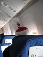 Santa Flies Coach