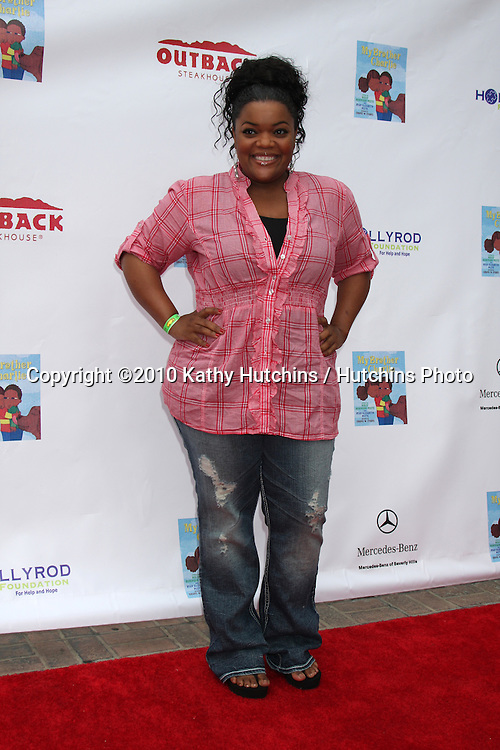 Yvette Nicole Brown .arrives at the My Brother Charlie Book Launch Celebration.Culver Studios.Culver City, CA.April 11, 2010.©2010 Kathy Hutchins / Hutchins Photo...