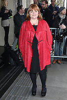 Leslie Nicol arriving for the TRIC Awards 2014, at Grosvenor House Hotel, London. 11/03/2014 Picture by: Alexandra Glen / Featureflash