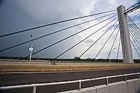 Cuiaba_MT, Brasil...Ponte Sergio Motta em Cuiaba, Mato Grosso. ..Sergio Motta bridge in Cuiaba, Mato Grosso. ..Foto: JOAO MARCOS ROSA  / NITRO...