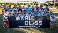 CARSON, CA. - Saturday, November 7, 2015: US Soccer Development Academy U-13/14 Regional Showcase: West at StubHub Center
