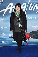 E L James<br /> at the Cirque du Soleil &quot;Amaluna&quot; 1st night, Royal Albert Hall, Knightsbridge, London.<br /> <br /> <br /> &copy;Ash Knotek  D3218  12/01/2017