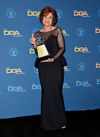 LOS ANGELES, CA. February 02, 2019: Mimi Deaton at the 71st Annual Directors Guild of America Awards at the Ray Dolby Ballroom.<br /> Picture: Paul Smith/Featureflash