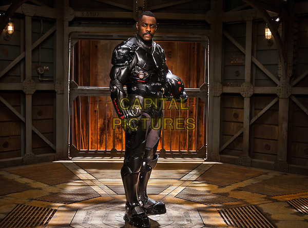 IDRIS ELBA .in Pacific Rim (2013) .*Filmstill - Editorial Use Only*.CAP/NFS.Supplied by Capital Pictures.