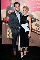 Ashley Greene &amp; Paul Khoury at the Los Angeles premiere for &quot;Baby Driver&quot; at the Ace Hotel Downtown. <br /> Los Angeles, USA 14 June  2017<br /> Picture: Paul Smith/Featureflash/SilverHub 0208 004 5359 sales@silverhubmedia.com