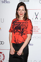 Elizabeth Appleby at the 2017 London Critics' Circle Film Awards held at the Mayfair Hotel, London. <br /> 22nd January  2017<br /> Picture: Steve Vas/Featureflash/SilverHub 0208 004 5359 sales@silverhubmedia.com