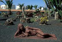 Spanien, Kanarische Inseln, Fuerteventura, Casa Mané in La Oliva