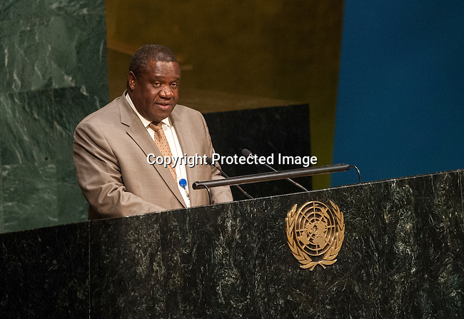 S  AFRICA<br /> <br /> General Assembly 70th session:  45th plenary meeting<br /> 1. Strengthening of the United Nations system: draft resolution (A/70/L.6) [item 122]<br /> 2. Implementation of the resolutions of the United Nations [item 119] Revitalization of the work of the General Assembly [item 120] Joint debate