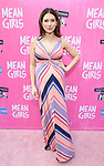 "Hilaria Baldwin attending the Broadway Opening Night Performance of  ""Mean Girls"" at the August Wilson Theatre Theatre on April 8, 2018 in New York City."