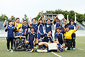 Soccer : The 16th Axa Brave Cup Blind Football Japan Championships