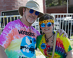"Curt and Eliane during the Pops on the River ""A night at Woodstock"" concert at Wingfield Park in downtown Reno on Saturday, July 13, 2019."
